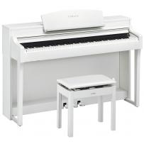 Цифровое пианино Yamaha CSP-150 WH