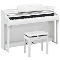 Цифровое пианино Yamaha CSP-170 WH