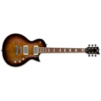 Электрогитара ESP LTD EC-256FM Dark Brown Sunburst