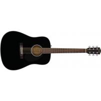 Акустическая гитара Fender CD-60S (BK)