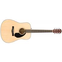 Акустическая гитара Fender CD-60S (NAT)