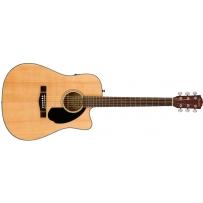 Электроакустическая гитара Fender CD-60SCE (NT)