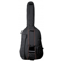 Чехол для контрабаса Gewa 293400 Double bass gig-bag Premium 4/4 Black