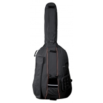 Чехол для контрабаса Gewa 293410 Double bass gig-bag Premium 3/4 Black