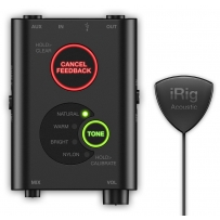 Звукосниматель IK Multimedia iRig Acoustic Stage