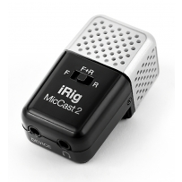Конденсаторный микрофон IK Multimedia iRig Mic Cast 2