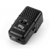 Конденсаторный микрофон IK Multimedia iRig Mic Cast HD