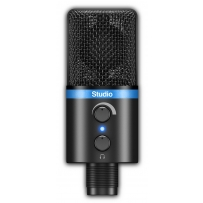 Конденсаторный микрофон IK Multimedia iRig Mic Studio Black