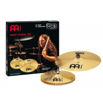Комплект тарелок Meinl HCS1418 HCS Basic Cymbal Set-Up