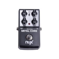 Педаль эффектов Nux Metal Core