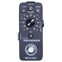 Педаль эффектов Mooer Micro Drummer