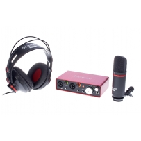 Студийный набор Focusrite Scarlett 2i2 Studio 2nd Gen