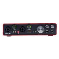 Аудиоинтерфейс Focusrite Scarlett 6i6 2nd Gen