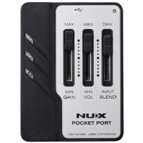 Аудиоинтерфейс NUX Pocket Port