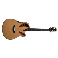Электроакустическая гитара Ovation 2078AX-4 Elite AX Natural