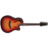 12-струнная гитара Ovation 2758AX-NEB Elite