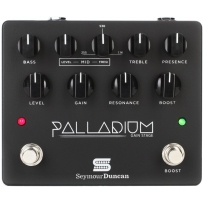 Педаль эффектов Seymour Duncan Palladium Gain Stage Black