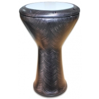 Дарбука Palm Percussion FDB17 Purple Brushes Doumbek