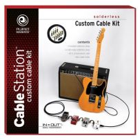 Комплект кабелей Planet Waves PW-GPKIT-50 Pedal Board Cable Kit