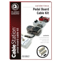 Комплект кабелей Planet Waves PW-GPKIT-10 Pedal Board Cable Kit