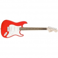 Электрогитара Fender Squier Affinity Stratocaster RW Race Red