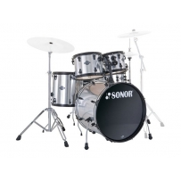 Ударная установка Sonor SMF Stage 1 Set 13070 Brushed Chrome
