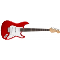 Электрогитара Squier MM Strat HT Red
