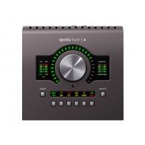 Аудиоинтерфейс Universal Audio Apollo Twin X Quad
