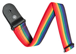 Гитарный ремень Planet Waves PWS111 Rainbow Beat.Com.Ua